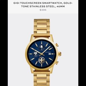 tory burch smart watch!